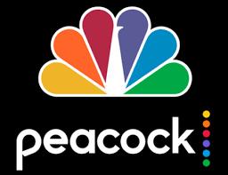 Peacock TV logo
